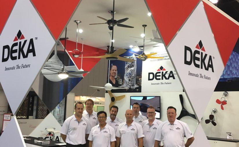 Melbourne welcomes DEKA